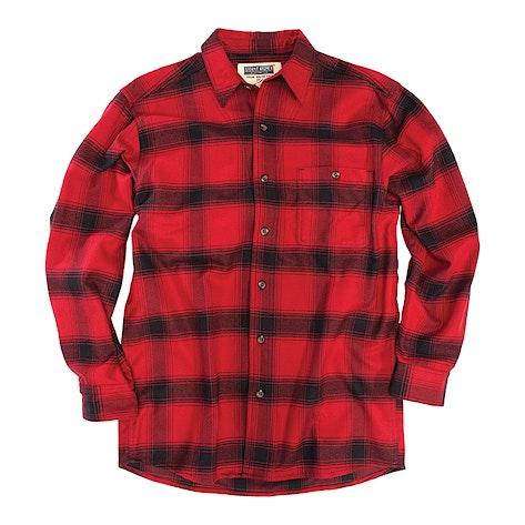 Stormy Kromer Flannel Shirt 9a38373081c