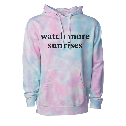 Watch More Sunries Cotton Candy Hoodie